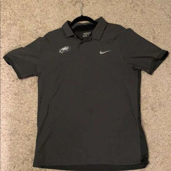4b15ed4a Eagles Nike Golf Polo